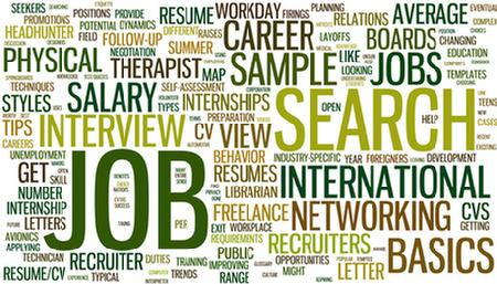 career strategy job search training